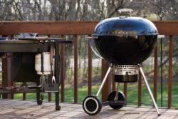 Kugelgrill – die günstige Art indirekt zu grillen