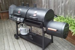 BBQ Smoker Grill – Aufbau, Typen, Bauweisen und Funktionsprinzip