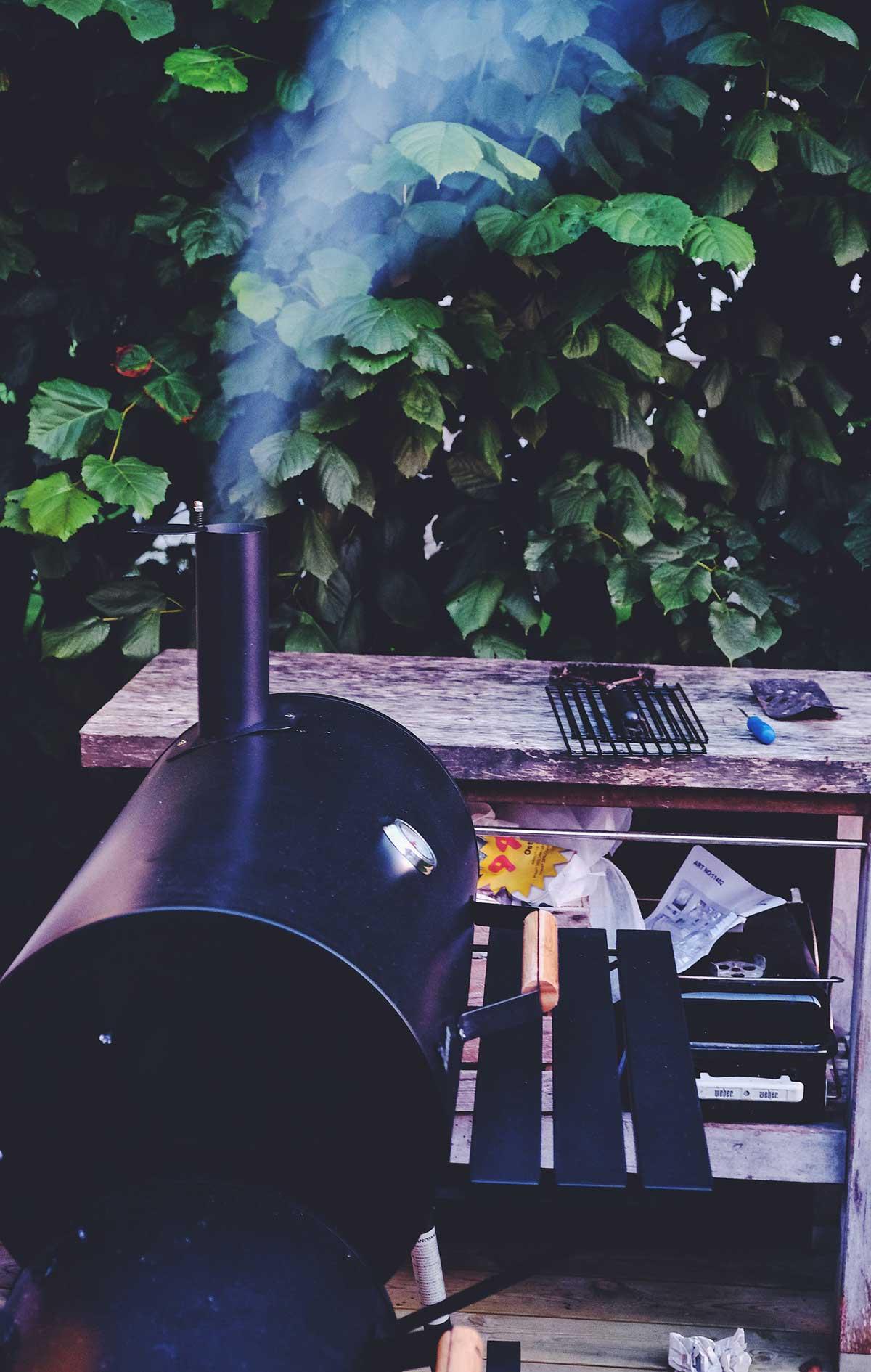 Smokergrill