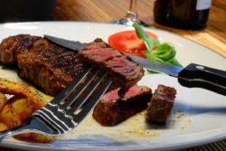 Luxus-Steaks – aus Charoluxe-Rindfleisch